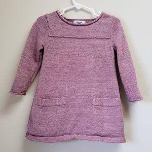 🌈$5 in a Bundle!🌈 Purple Sweater Dress